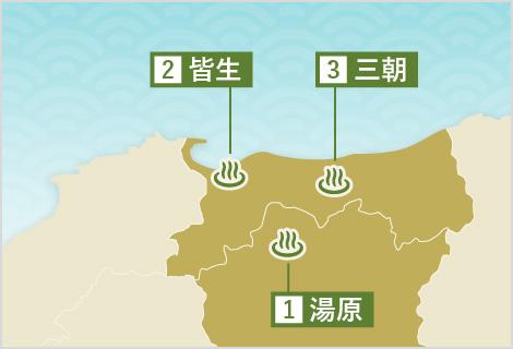 中国エリアのホテルマップ